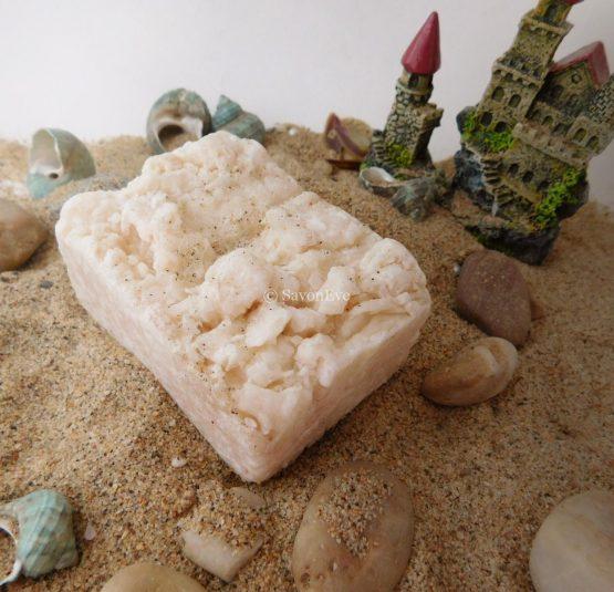 Barre de sel château