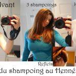 Shampoing henné
